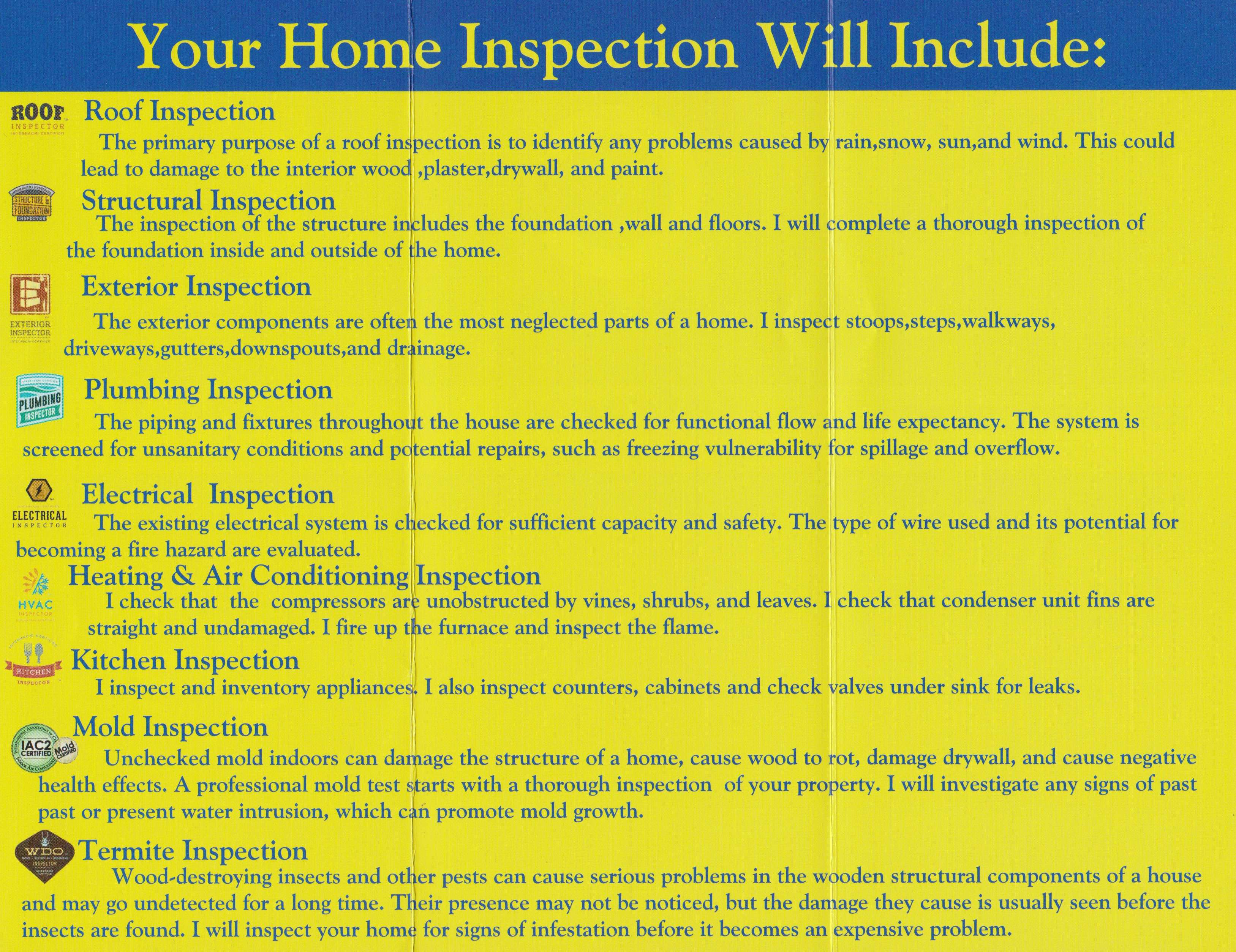 Michigan Home Inspection Company offers home inspection, radon gas testing, and thermal imaging services in Wyandotte, MI